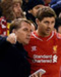Steven Gerrard backs Liverpool boss Brendan Rodgers amid sack speculation