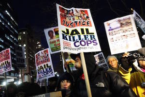 Twitter Users Show Support For Murderer Of NYPD Cops