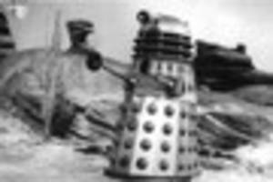 Doctor Who fans take to Twitter to celebrate International Dalek...